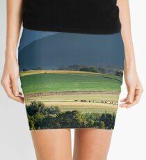 Farming Fields  Mini Skirt