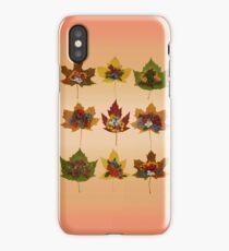"Autumn ""tapas"" iPhone Case/Skin"