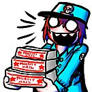 Mail Dude  by xedouteyes