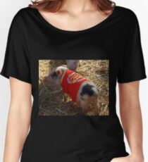 My Fully Dressed Piglet Women's Relaxed Fit T-Shirt