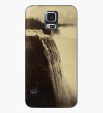Niagara Falls around 1888 Photograph Case/Skin for Samsung Galaxy
