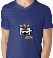 Angry emoticon CLASH ROYALE T-Shirt