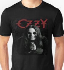 OZZY OSBOURNE - YOUNG TOUR DATES 2017 T-Shirt