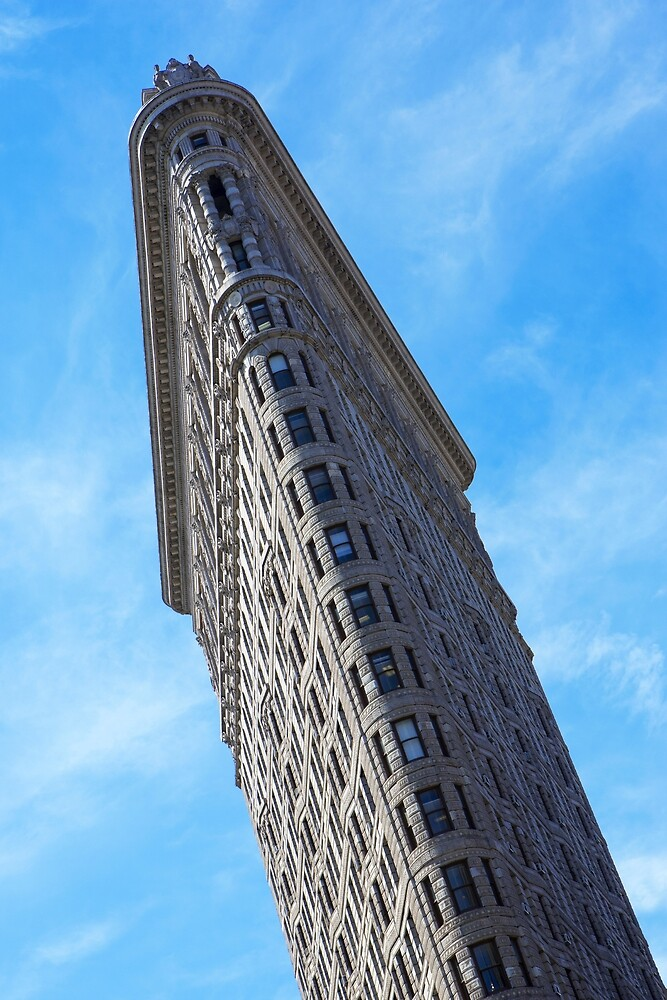 Flat Iron Building by Dave Hare