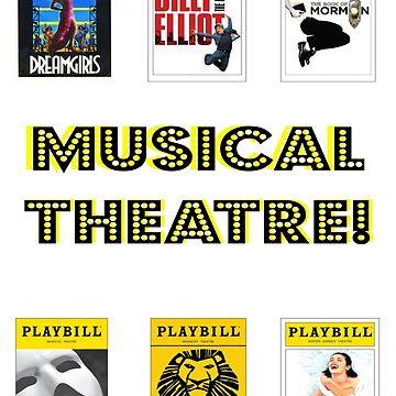 Teatro musical de BethM93
