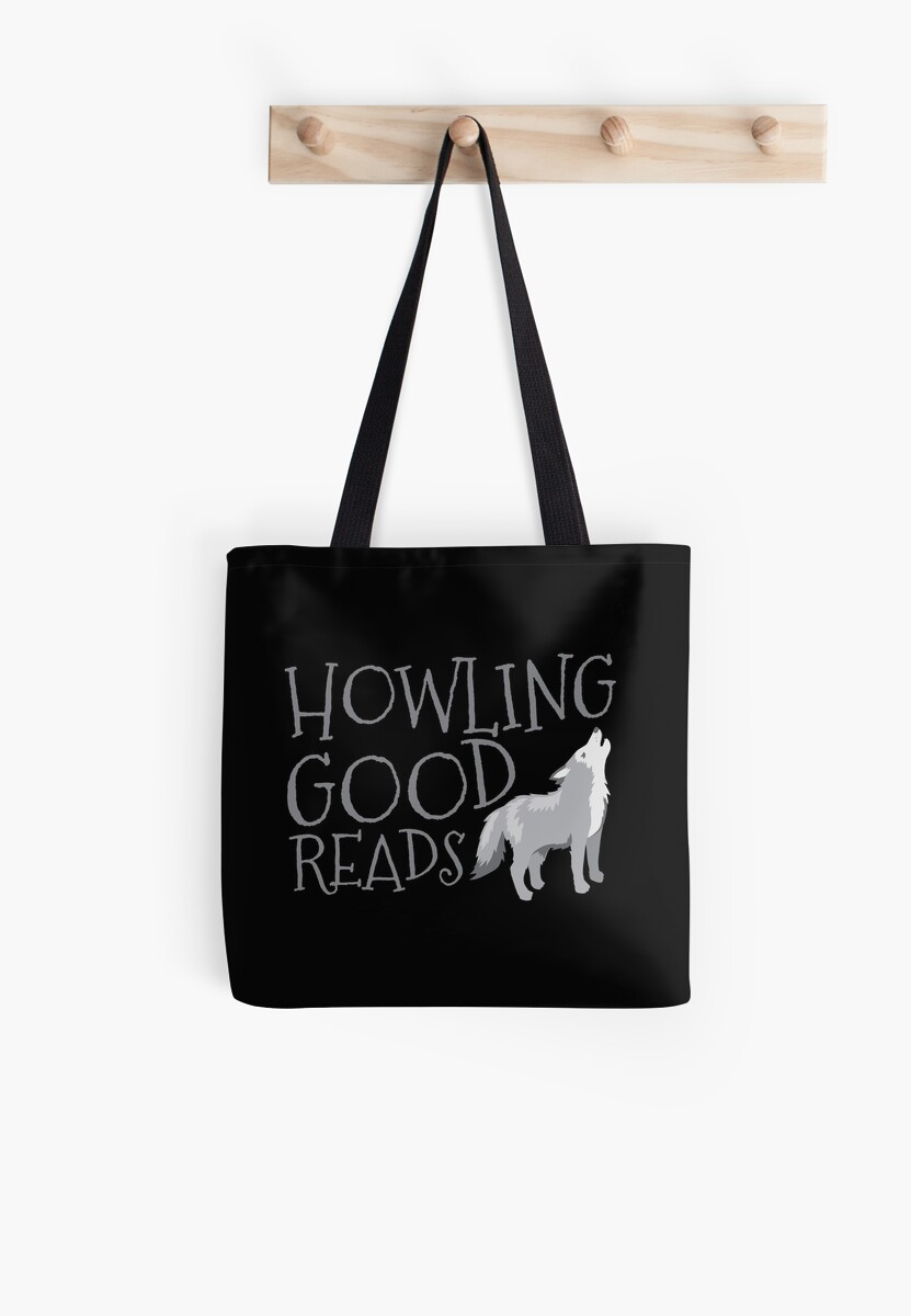 Howling good reads  by jazzydevil
