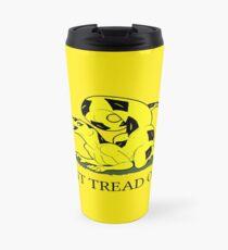 Anthro Gadsden Snake Travel Mug