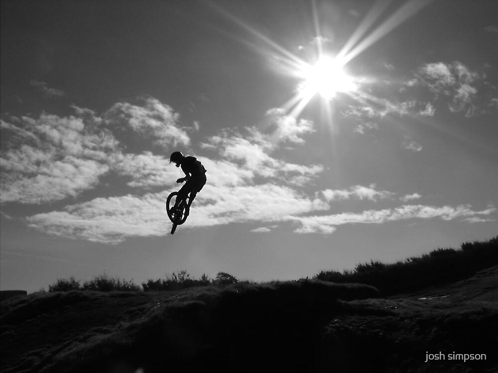 ride... by josh simpson