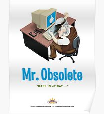 Mr. Obsolete Poster