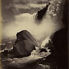 Niagara Falls around 1888 Photograph by T-ShirtsGifts