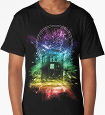 time storm-rainbow version Long T-Shirt
