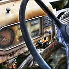 Dashboard - Clarkdale, Az by Candy Gemmill