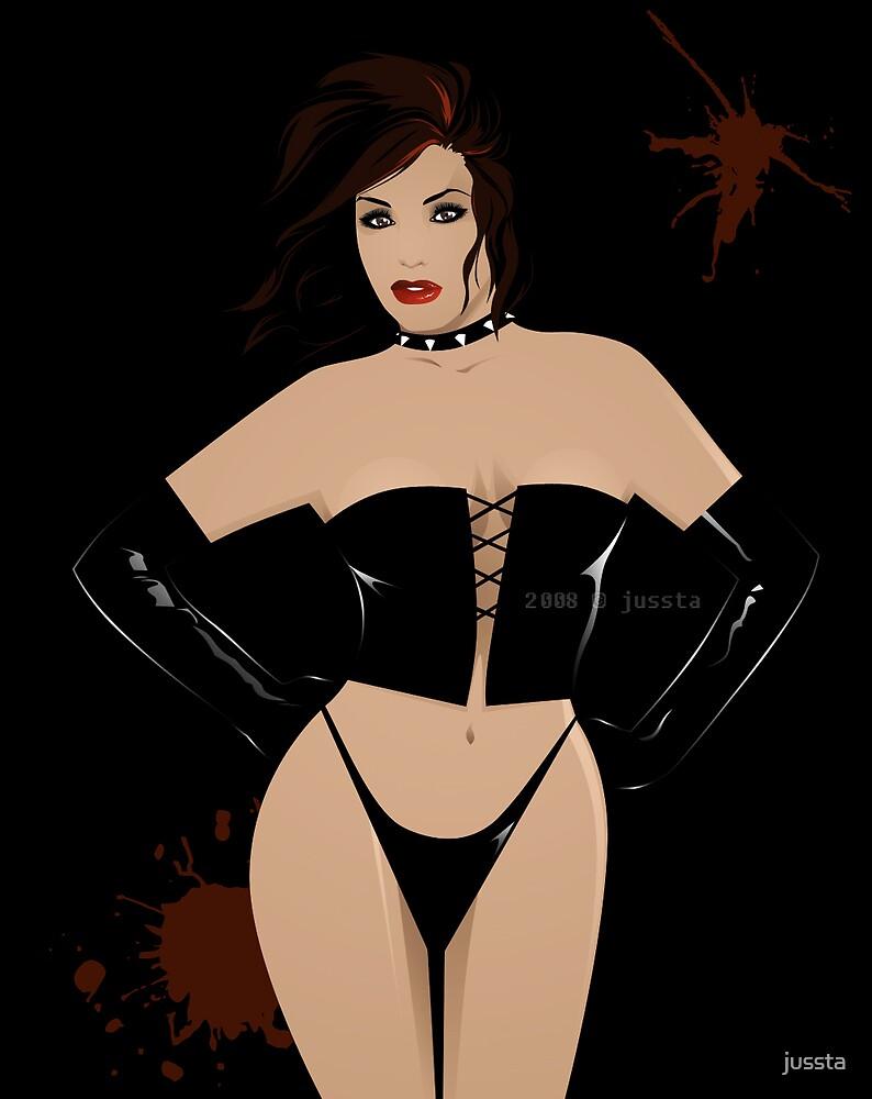 Black Queen by jussta