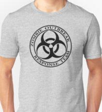 Zombie Outbreak Response Team - light T-Shirt