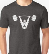 Weightlifting Apparel T Shirt T-Shirt