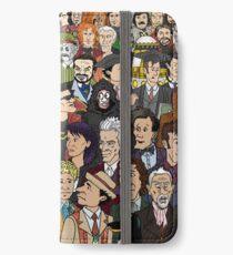 In Print Cast iPhone Wallet/Case/Skin