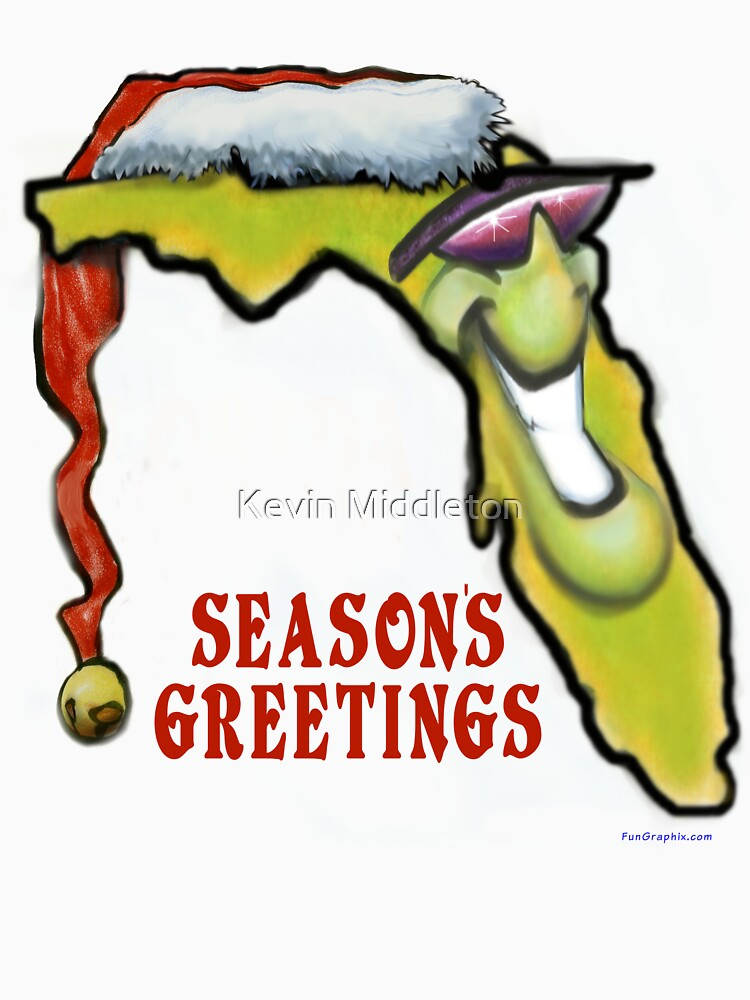 Florida Christmas by kevinmiddleton