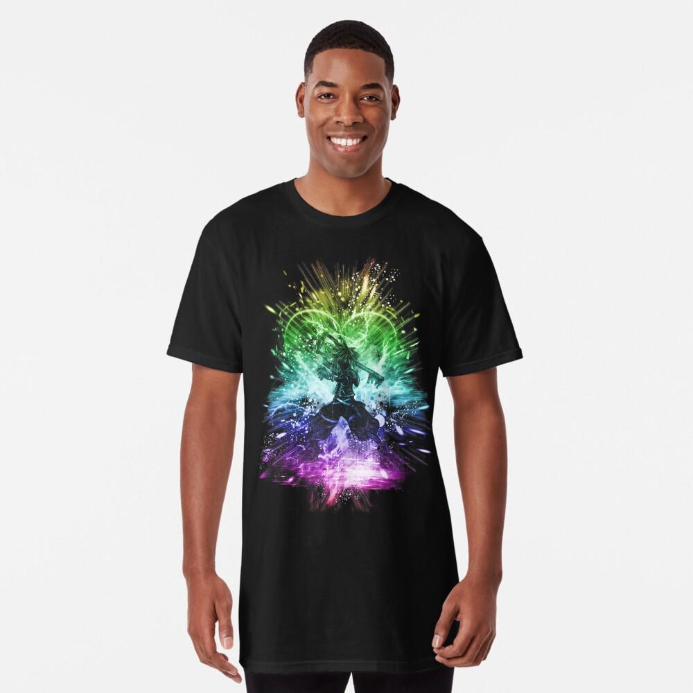 Königreich Sturm-Regenbogen-Version Longshirt