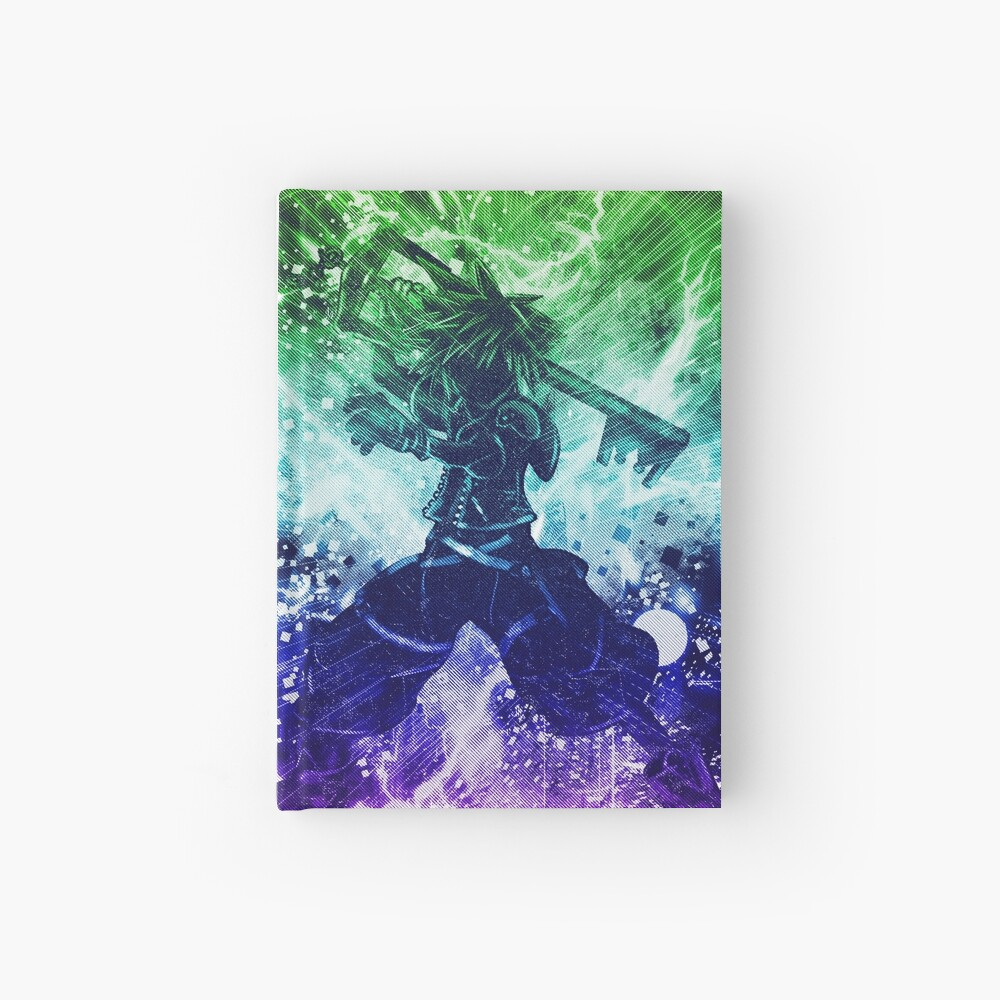kingdom storm-rainbow version Hardcover Journal