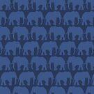 Elefant Moritz  von LilaLotta