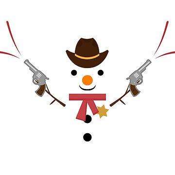 Snowman by g17-media