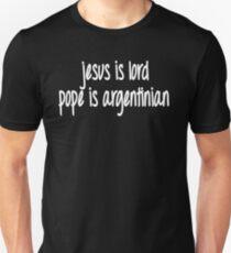 jesus es el señor T-Shirt