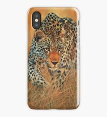 Leopard Stalking iPhone Case/Skin