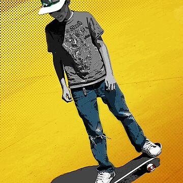 Skater Boy by Creativesouls