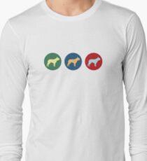 Boston Terrier Dog Long Sleeve T-Shirt