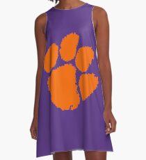 Clemson Tigers A-Line Dress