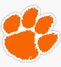 Clemson Tigers Sticker