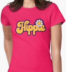 Hippie Women's Fitted T-Shirt