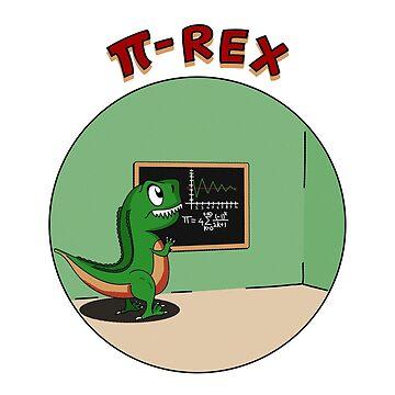 Pi-Rex by Gattonynan