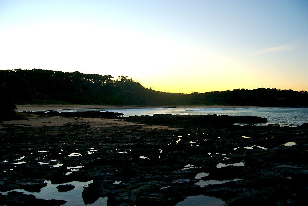 Rosedale Beach by tano