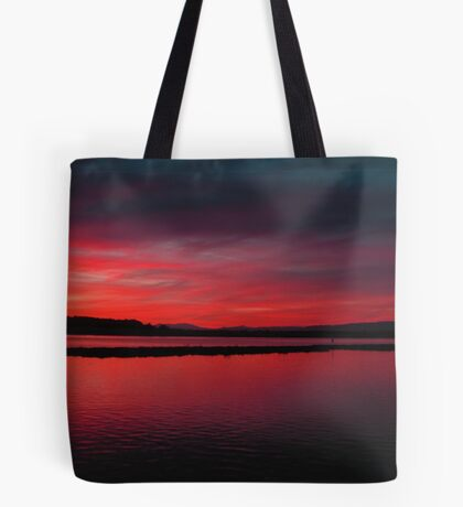Incandescent October Tote Bag