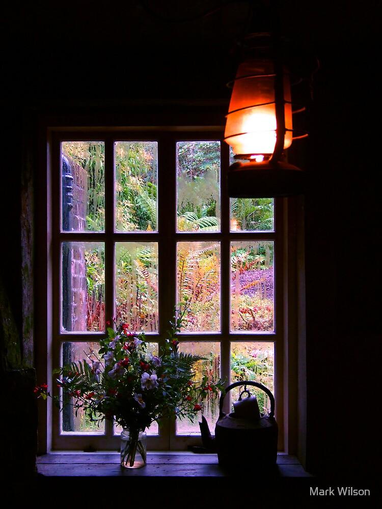 Window & Lamp Light by Mark Wilson