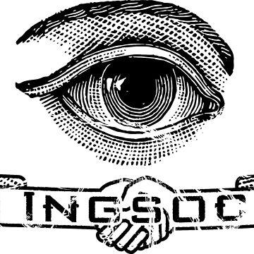INGSOC 1984 by ihatemyjob