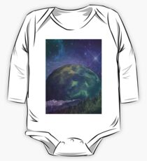 A Night Time Trip One Piece - Long Sleeve