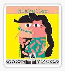 mikkeller keith shore Sticker