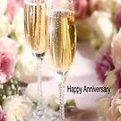 Happy Anniversary by Angi Baker