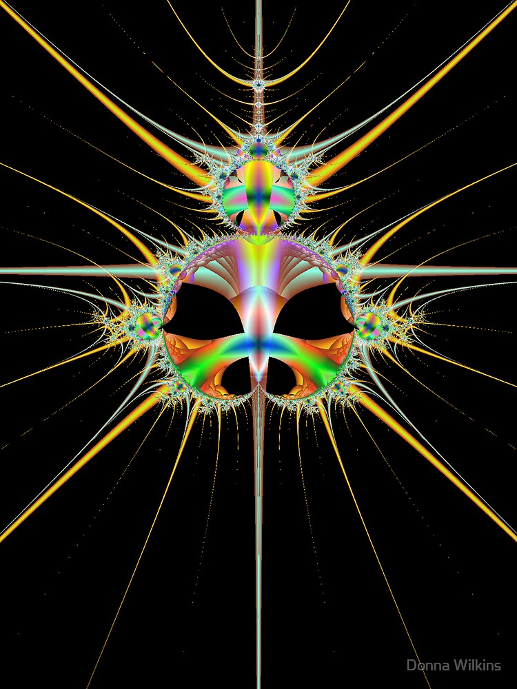 Rainbow Scepter by Donna Wilkins