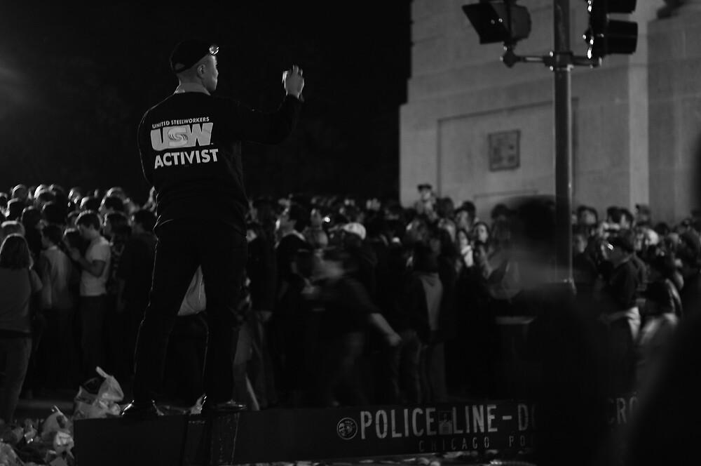 Activist by Michael Gatch