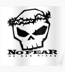 He Has Risen (No Fear) Poster