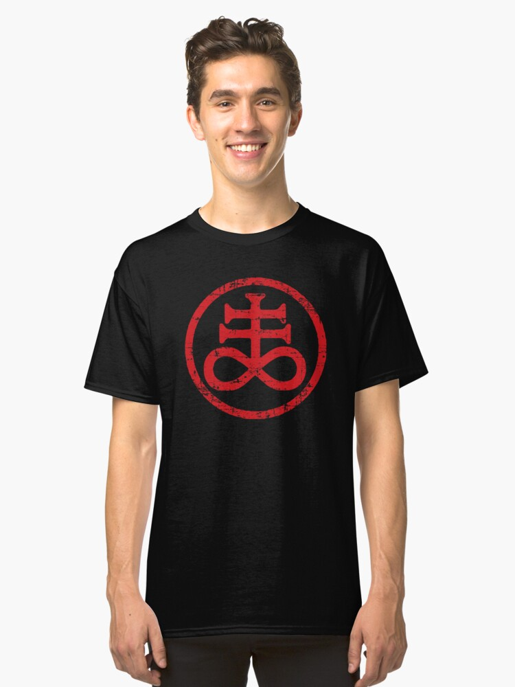 ANCIENT LEVIATHAN CROSS Shirt Classic T-Shirt Front