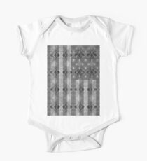 Ghosted Starz n Stripes One Piece - Short Sleeve