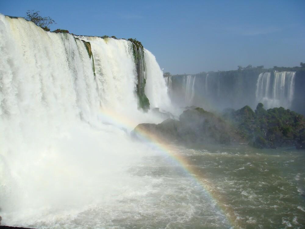 Cataratas do Iguaçu-Iguaçu's falls by RLucio