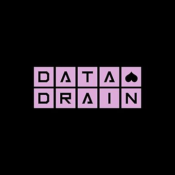 Data Drain Logo by eventideent