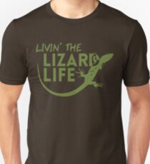 Lizard Life Unisex T-Shirt