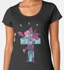 Salvation? Women's Premium T-Shirt
