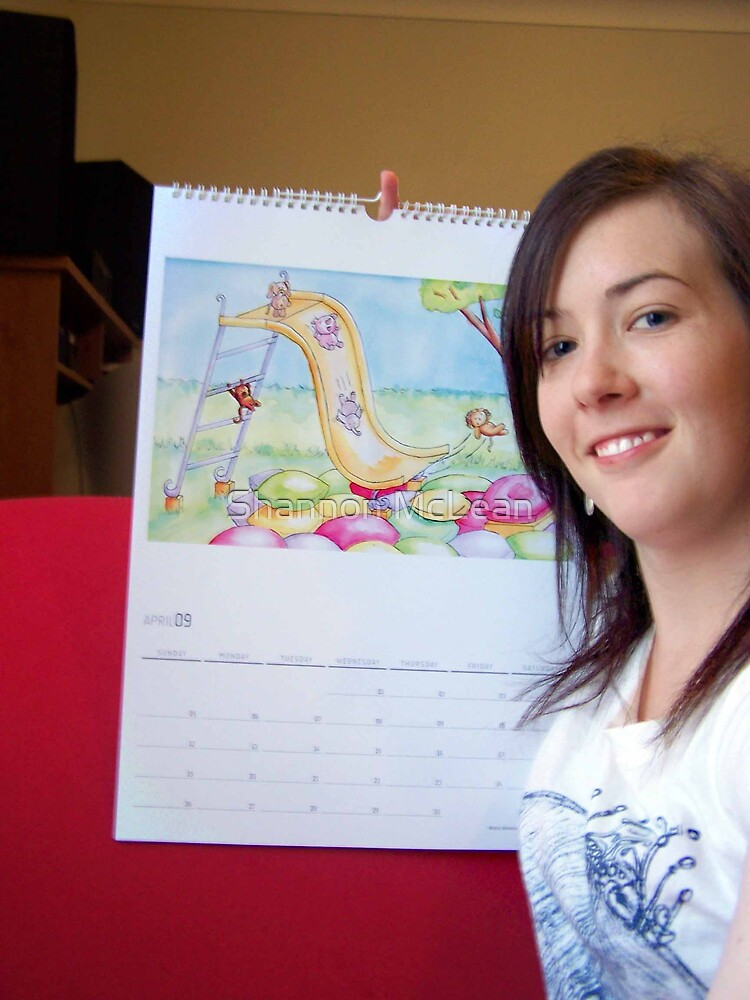 My Calendar is here! by shanmclean